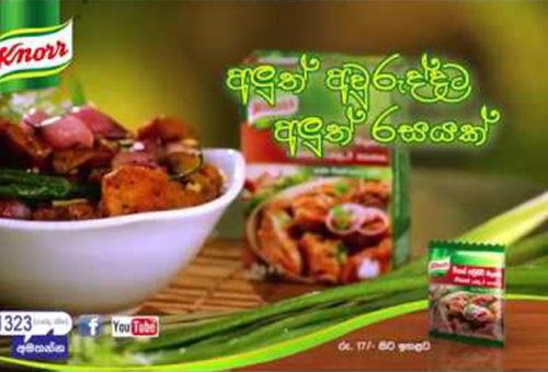 Knorr - Fish Moju TVC