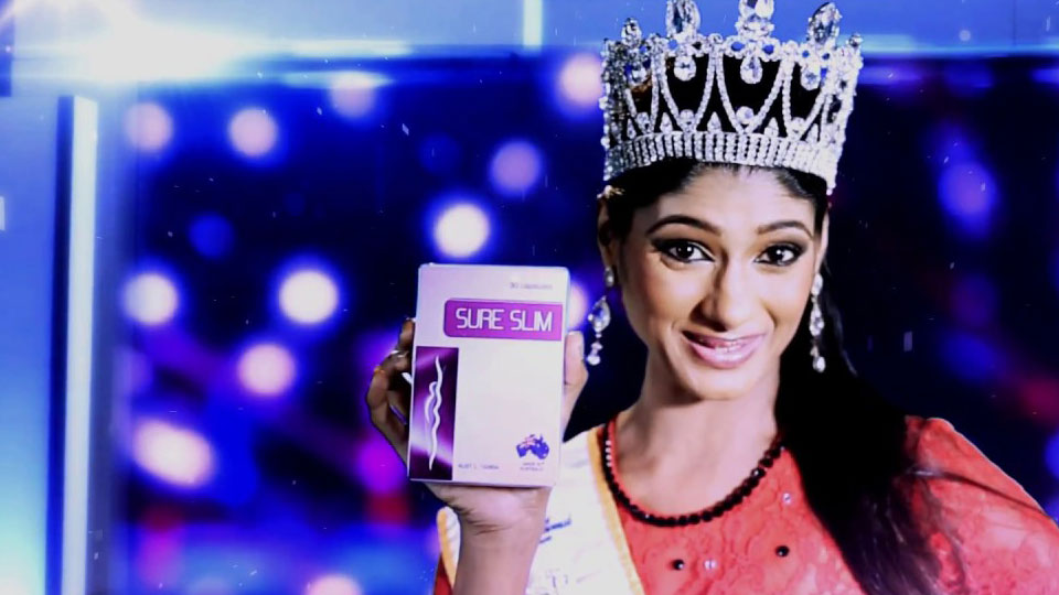 SURE SLIM TVC