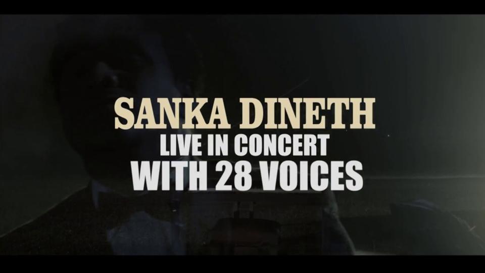Sanka Dineth Concert Trailer